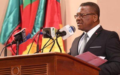 Chief Dr. Joseph Dion NGUTE – Covid-19 : «Le gouvernement encourage tous les Camerounais à se faire vacciner le moment venu»