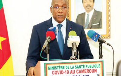 Dr Manaouda Malachie : « Voici les dépenses totales effectuées dans le cadre de la riposte contre la Covid-19 au cours des cinq derniers mois ! »