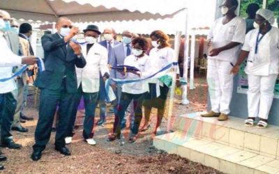 Unios, l'unité de suivi médical des malades Covid-19 de la communauté portuaire de Douala