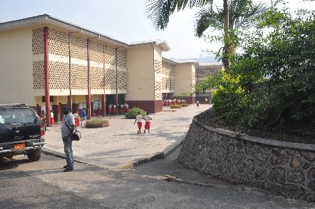 Our Lady of Lourdes Secondary School Mankon